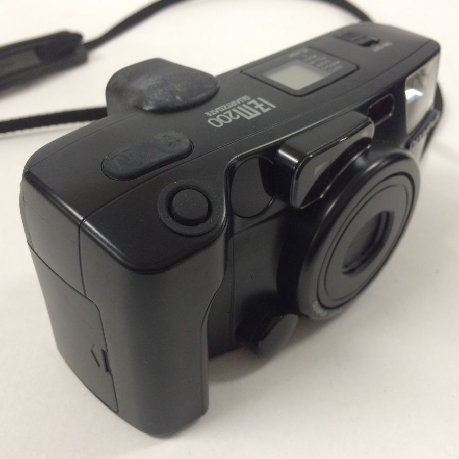 【現状渡し品】 OLYMPUS MULTI AF ZOOM 38-80mm フィルムカメラ コンパクトカメラ オリンパス 【94-191205-MS-12-TEI】_画像2