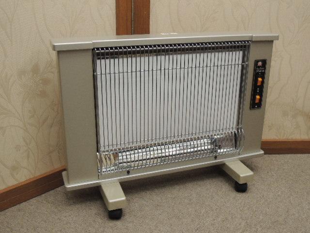 即決あり 美品 サンルーム 速暖GT パネルヒーター 遠赤外線暖房器 日本遠赤外線株式会社 暖房器具 ストーブ 電気ヒーター