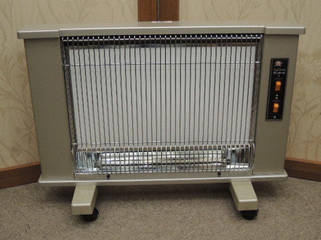 即決あり 美品 サンルーム 速暖GT パネルヒーター 遠赤外線暖房器 日本遠赤外線株式会社 暖房器具 ストーブ 電気ヒーター_画像2