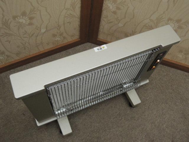 即決あり 美品 サンルーム 速暖GT パネルヒーター 遠赤外線暖房器 日本遠赤外線株式会社 暖房器具 ストーブ 電気ヒーター_画像7