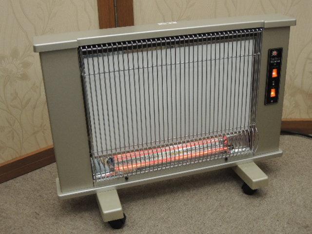 即決あり 美品 サンルーム 速暖GT パネルヒーター 遠赤外線暖房器 日本遠赤外線株式会社 暖房器具 ストーブ 電気ヒーター_画像8