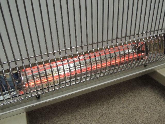 即決あり 美品 サンルーム 速暖GT パネルヒーター 遠赤外線暖房器 日本遠赤外線株式会社 暖房器具 ストーブ 電気ヒーター_画像10