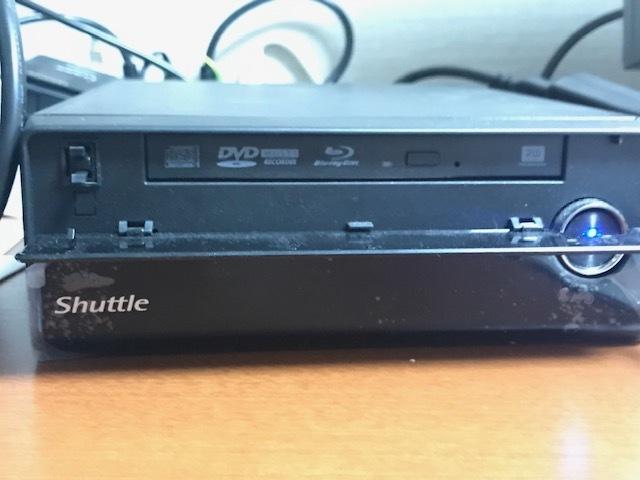 自作PC Windows10 Shuttle XH110V_画像2
