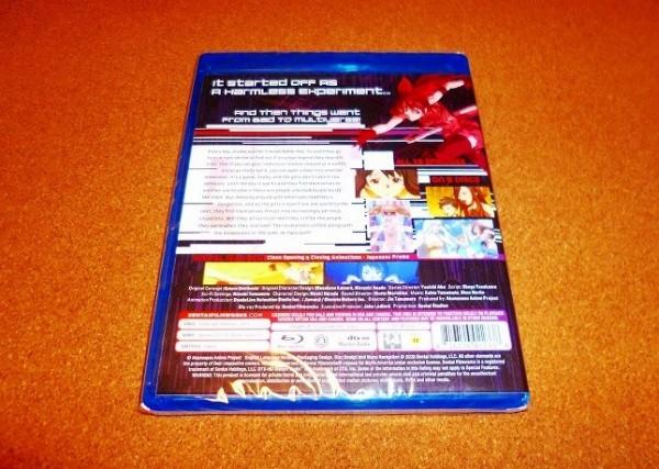 新品BD 【あかねさす少女】全12話BOX!北米版ブルーレイ_画像2