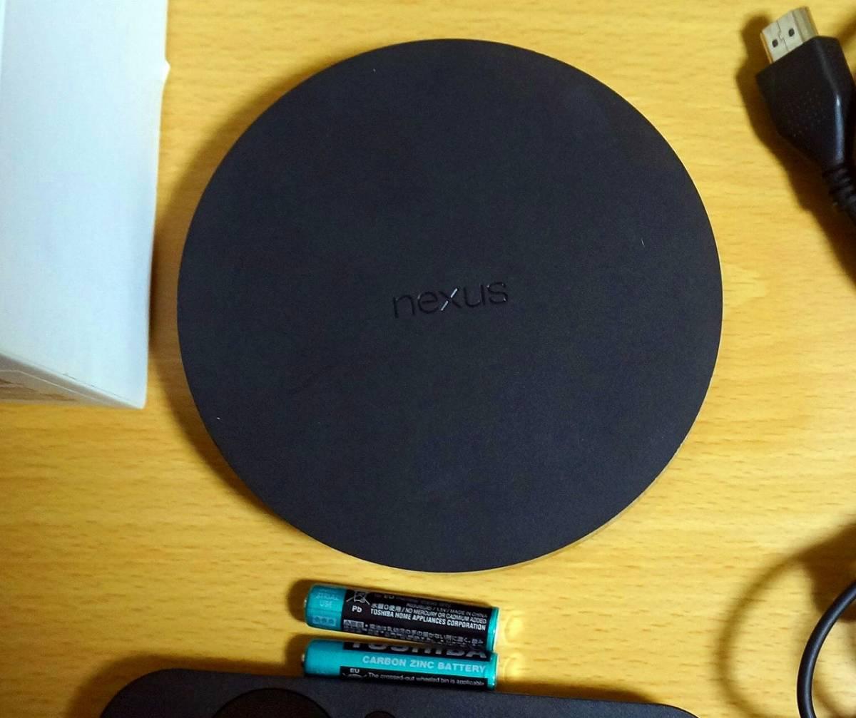 Google Nexus Player TV500I-0013