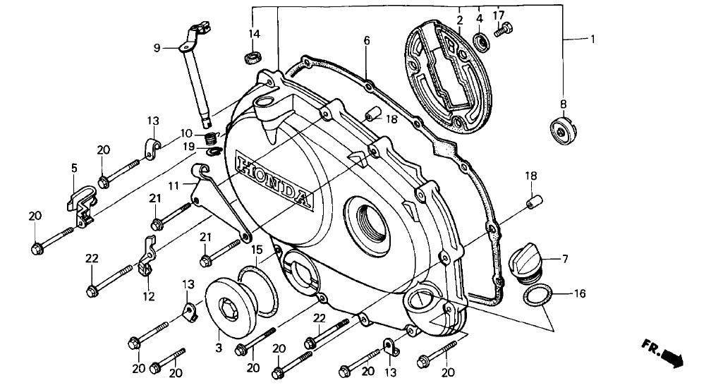 MC15 VTZ250 セルモーター オーバーホール パーツ 2点 送料250円~ MC15-105.110 ブラシ 純正  ターミナル  ホルダー OH  .kw_MC15 . E-5 .