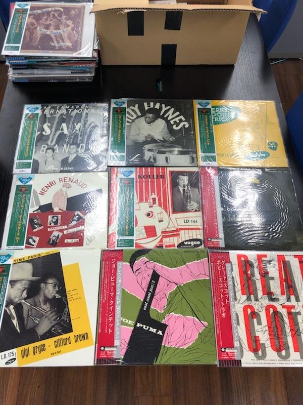JAZZジャズレコード10インチ まとめて52枚