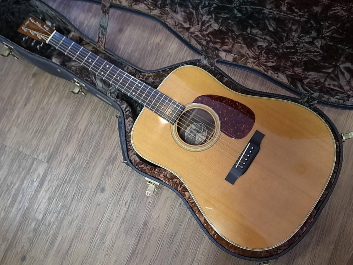 1999年製Collings D-2H Austin Texasコリングス/ドレッドノートUSAオースティン・テキサス/プリウォーD-28戦前D2H/D28ハイエンドギター