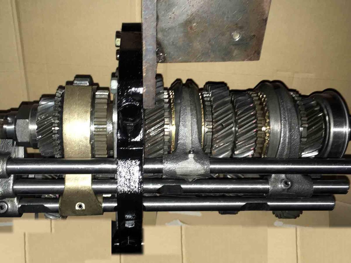 L型,FS5W71B,5速/0.816,純正L20改L28 O/H済み内部ギヤセット,ハコスカ,ケンメリ,S30,ジャパン,(510),サーボ71B組換え用に最適