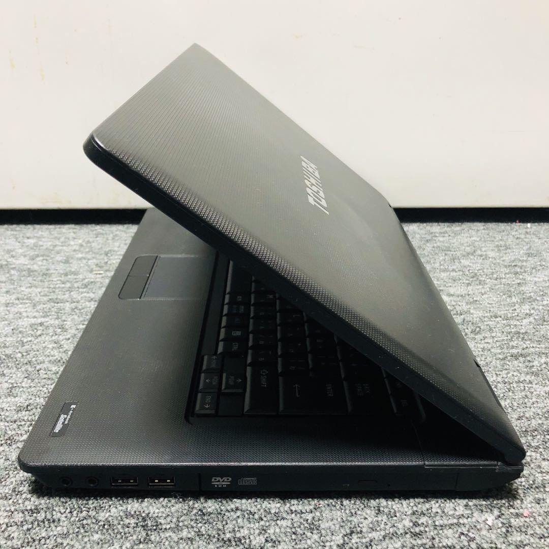 新品SSD 240GB★高性能★Win10 搭載/TOSHIBA B450/Celeron 2.30GHz/Office 2016 搭載/メモリ8GB/15.6インチ/無線LAN_画像3