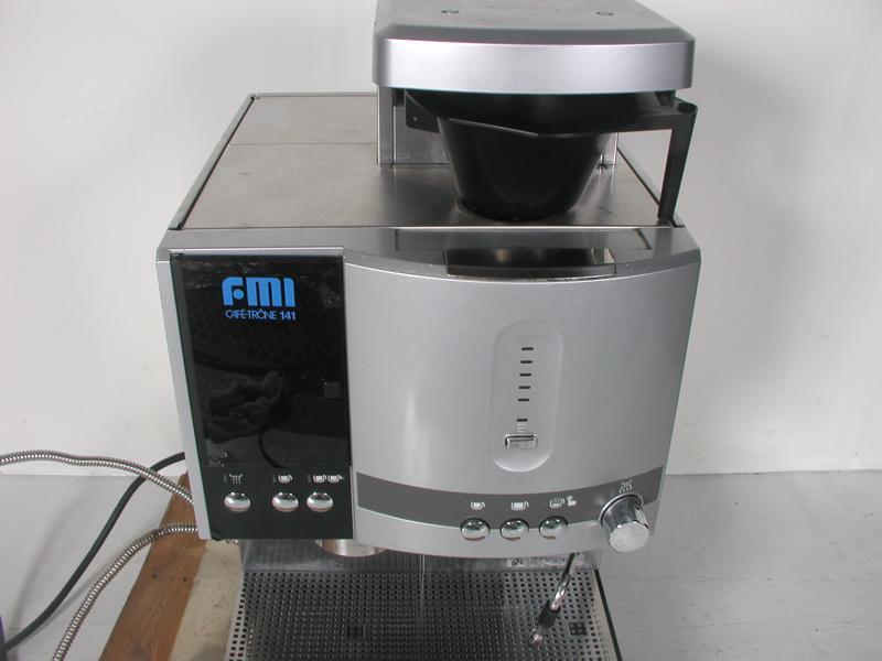 FMI エスプレッソコーヒーマシンカフェトロン141 完動品_画像1