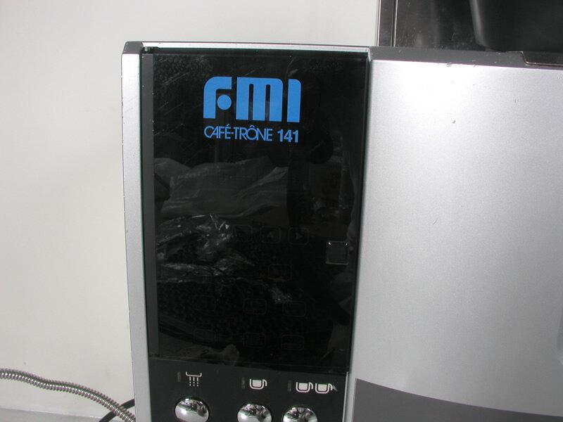 FMI エスプレッソコーヒーマシンカフェトロン141 完動品_画像4