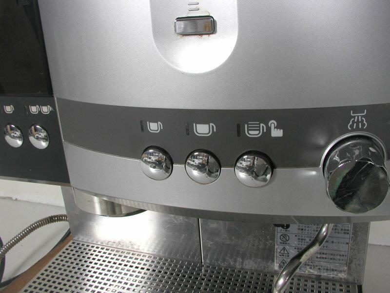 FMI エスプレッソコーヒーマシンカフェトロン141 完動品_画像6