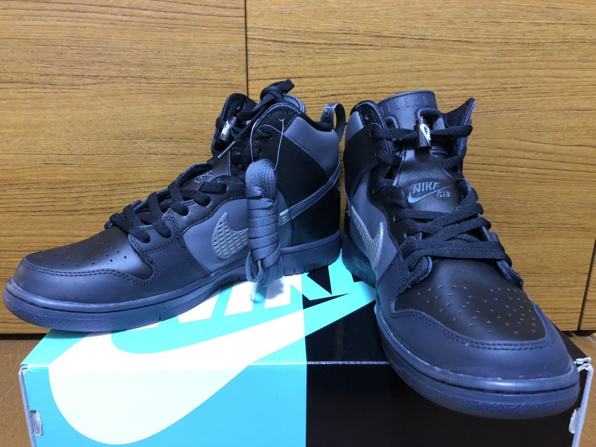 29.5cm US11.5【SNS海外正規・新品未使用】FPAR x NIKE SB DUNK HIGH PRO PRM QS ナイキ ダンク Forty Percent Against Rights 40% WTAPS