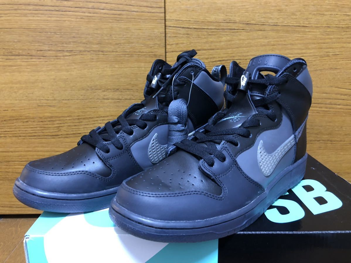 29.5cm US11.5【SNS海外正規・新品未使用】FPAR x NIKE SB DUNK HIGH PRO PRM QS ナイキ ダンク Forty Percent Against Rights 40% WTAPS_画像2