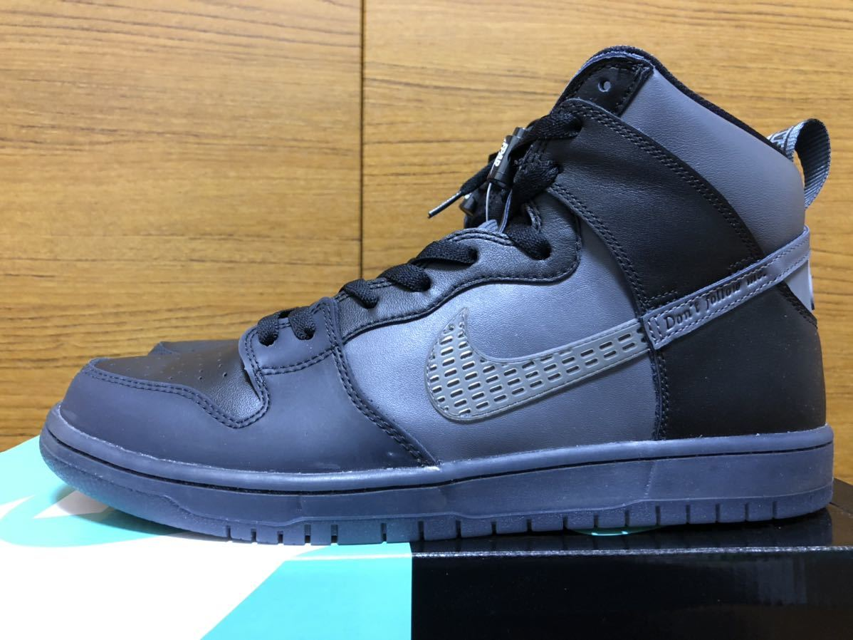29.5cm US11.5【SNS海外正規・新品未使用】FPAR x NIKE SB DUNK HIGH PRO PRM QS ナイキ ダンク Forty Percent Against Rights 40% WTAPS_画像3