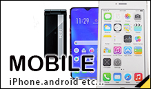 MOBILE iPhone.android etc...