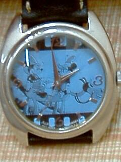 限定腕時計  ミッキーの二挺拳銃_画像3