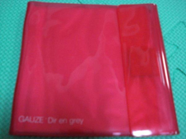 DIR EN GREY ディルアングレイ CDケース タワレコ