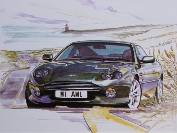 Aston Martin BOW DB7 262