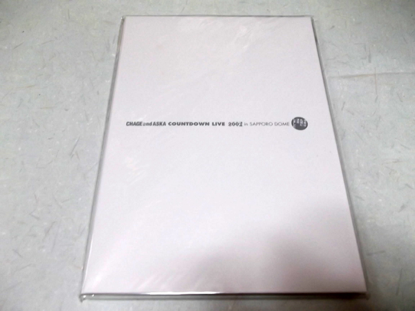 ◇チャゲ&飛鳥★03-04【新品テレカ2枚SETパッケージ】チャゲアス