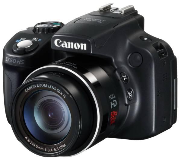 新品未開封 Canonキャノン PowerShot SX50HS光学50倍ズーム