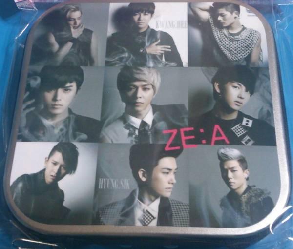 ZE:A CDケース DVDケース ゼア ラス1