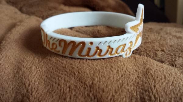 THE MIRRAZ ミイラズ 2014 ラバーバンド ラババン