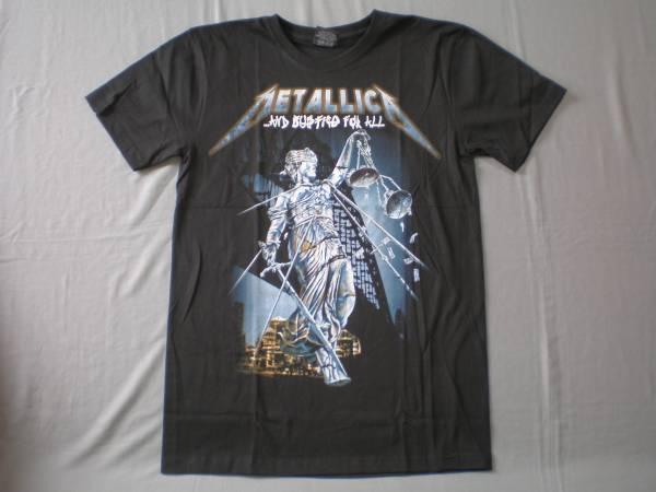 バンドTシャツ  メタリカ(METALLICA) 新品 L ライブグッズの画像