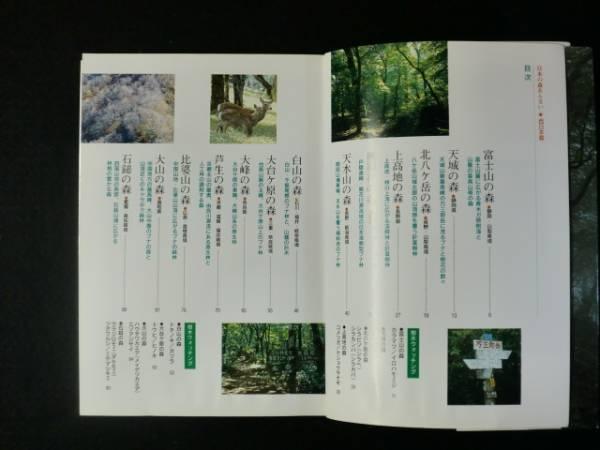 【初版】日本の森あんない 西日本編 石橋睦美 淡交社 _画像2