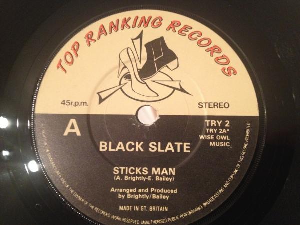 ★Black Slate/Sticks Man★KILLER UK ROOTS!_画像1