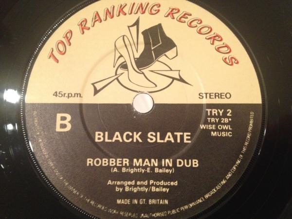 ★Black Slate/Sticks Man★KILLER UK ROOTS!_画像2