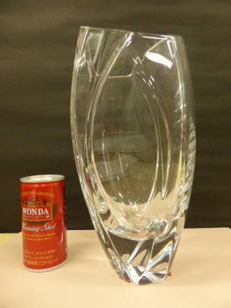 バカラ クリスタル Baccarat  クリスタルガラス  花瓶  フラワーベース  ジベルニー ベース  花瓶  L  品番:1792-548_画像2