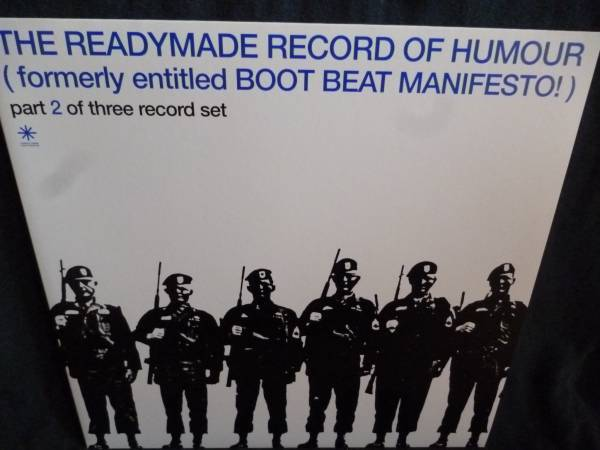▽ MURO/小林径-The Readymade Record Of Humour Part 2/12inch