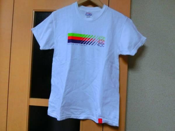 堂島孝平This feeling,45℃.半袖TシャツsizeYOUTH L(14-16)色ホワイト美品