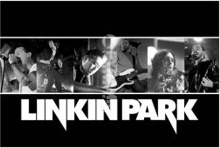 リンキン・パーク LINKIN PARK ポスター