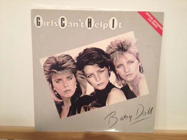 ☆Girls Can't Help It/Baby Doll☆THE LOFT CLASSIC!