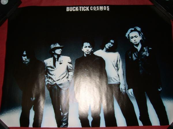 【ポスターHA】 BUCK-TICKバクチク/COSMOS 非売品!筒代不要!