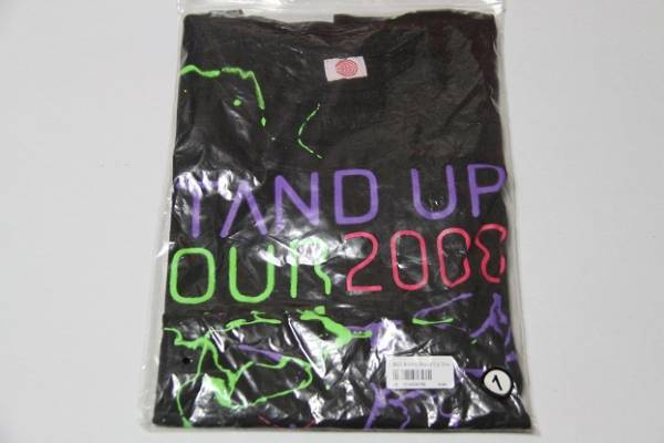 BIGBANG★2008 STAND UP TOUR コンサート 公式 グッズ Tシャツ M