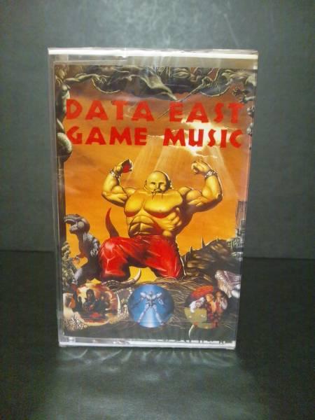 Экстремальные редкие данные East Game Music Неоткрытая кассета