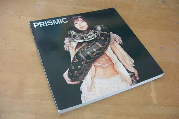 YUKI 【 PRISMIC TOUR 2002 LIVE LONG AND PROSPER パンフ 】