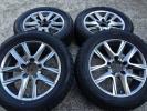 ランクル200 タンドラ セコイア トヨタ 美品 バリ山 LX570 即納 スタッドレス 5H150 20インチ ブリヂストン 285/50R20 ブリザック
