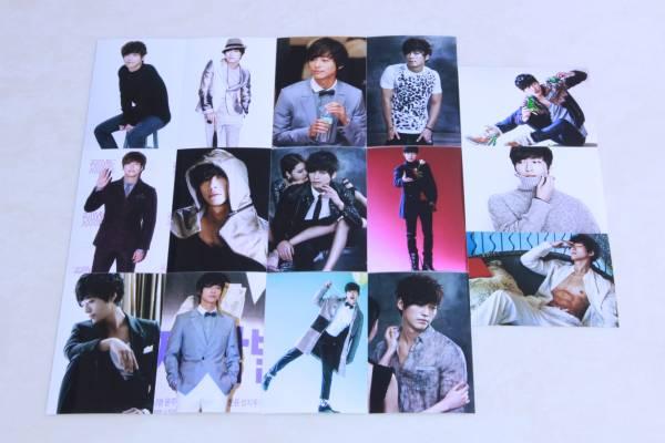 匂いを見る少女 ナムグン・ミン 宣伝生写真15枚セット