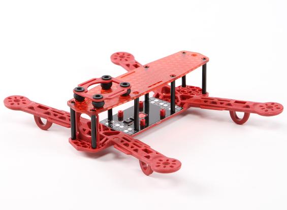 AquaPC★Color 250 Class FPV Racer Quadcopter Frame (Red)★