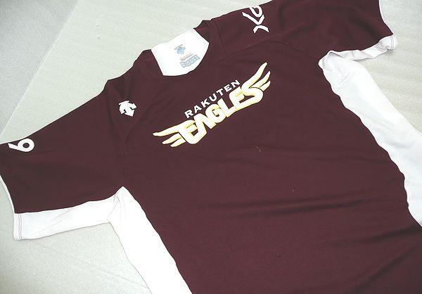 2013 楽天イーグルス/選手実使用トレーニングシャツ.29 小関翔太 グッズの画像