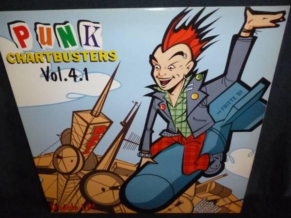 ▽ Punk Chartbusters Vol 4.1/LP 2枚組_画像1