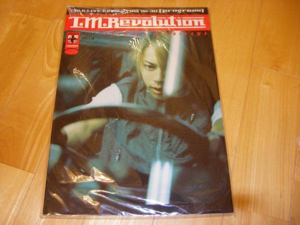 T.M.Revolution '00~'01 ツアーパンフ&Snapshots