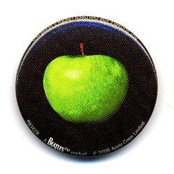 【正規品】 ビートルズ Beatles アップル カンバッジ PB3628