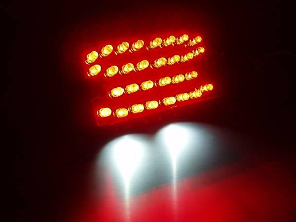 *RGV250Γ(ガンマVJ21A) LEDテールランプユニット S4-B_ユニットのみの発光写真です。
