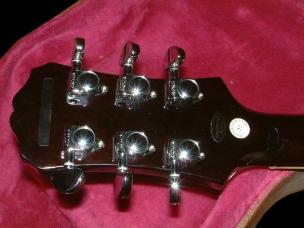交換可●Epiphone Les Paul Standard Plus Grover 新古品 Gibson